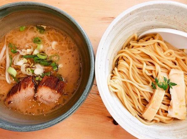 札幌つけ麺 風來堂のつけ麺