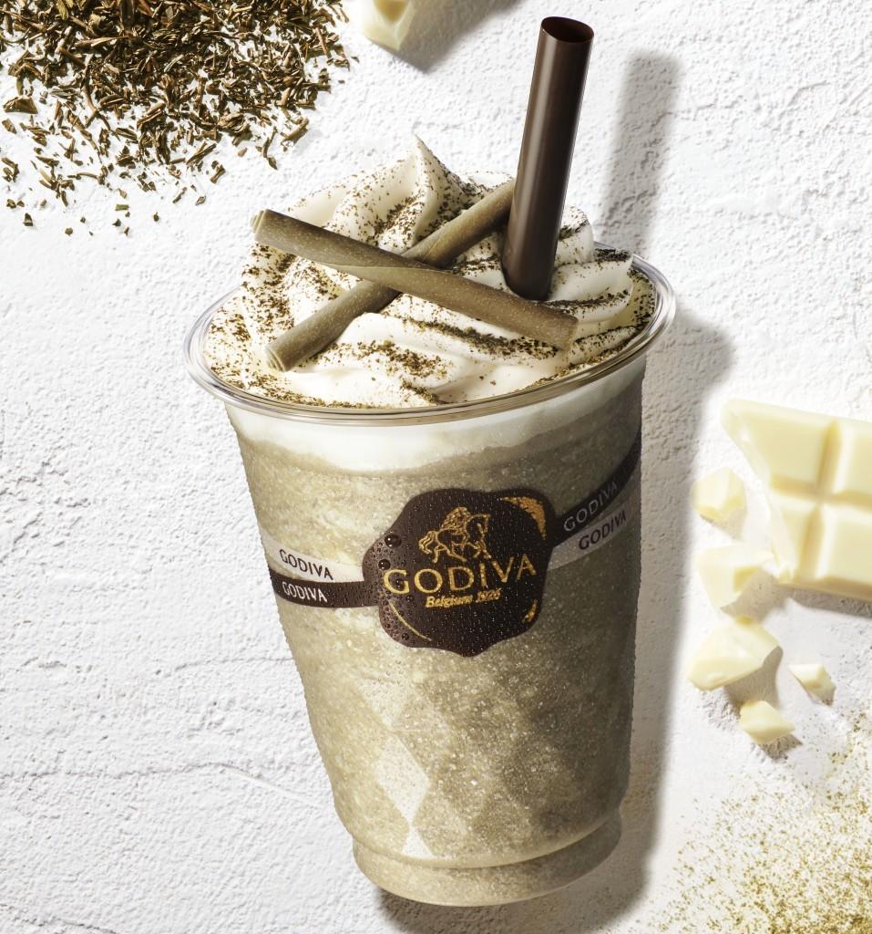 ゴディバで新シリーズの第1弾『ショコリキサー ホワイトチョコレート ほうじ茶』が数量限定で発売!