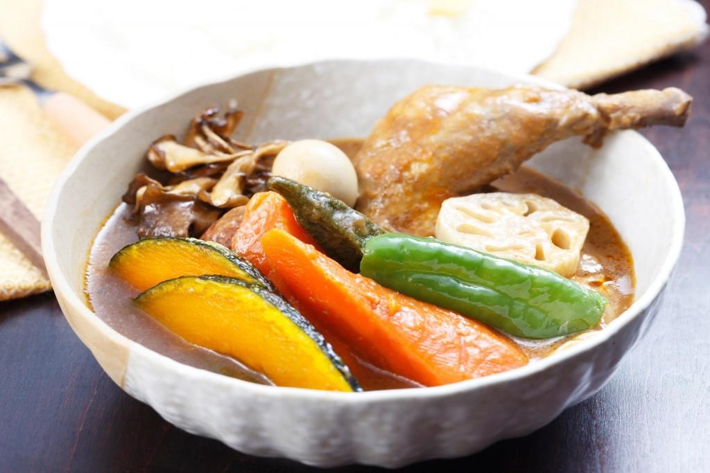 【スープカレー ラビ ルトロワ店】スープカレーの有名店がルトロワに新店をオープン!