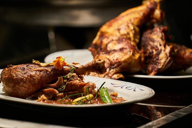 【グリルサーカス18】あつま鶏を使用したグリルチキンやステーキなどを提供!