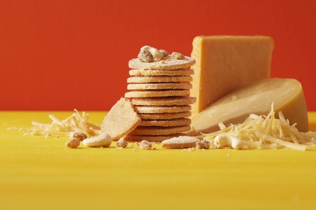 ナウ オン チーズのチーズクッキー