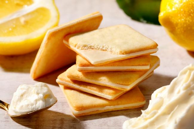 東京ミルクチーズ工場のレモン&クリームチーズクッキー