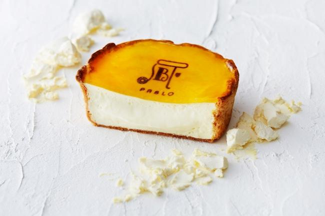 焼きたてチーズタルト専門店PABLOのチーズタルト