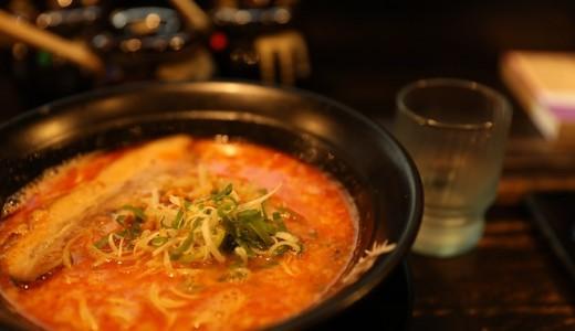 ※閉店【麺と酒 からなり】すすきのの『呑めるラーメン屋』!麺もお酒もおつまみも楽しめる!