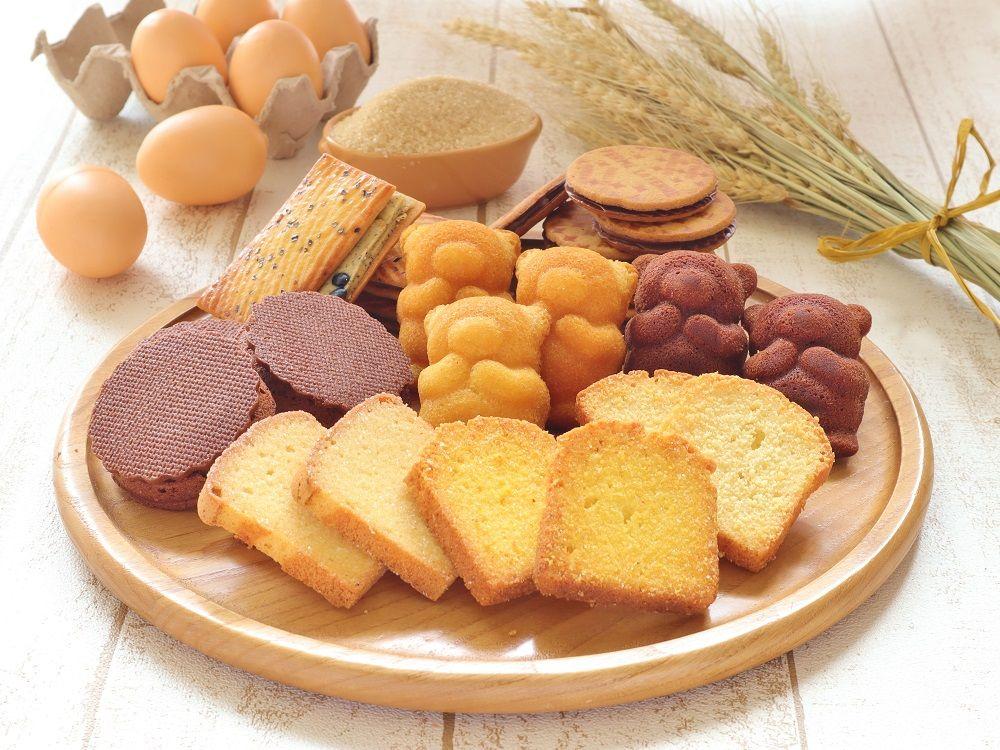 フェルム ラ・テール美瑛の焼き菓子