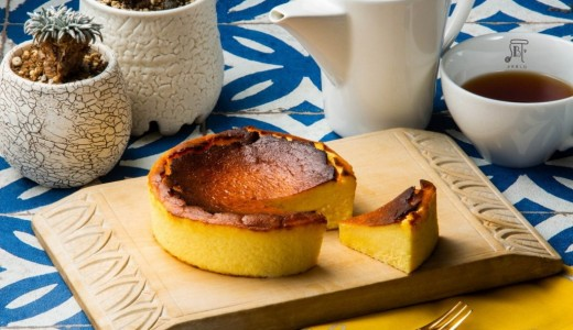 PABLOで新作となるパブロバスクチーズケーキが8月1日(木)より発売!
