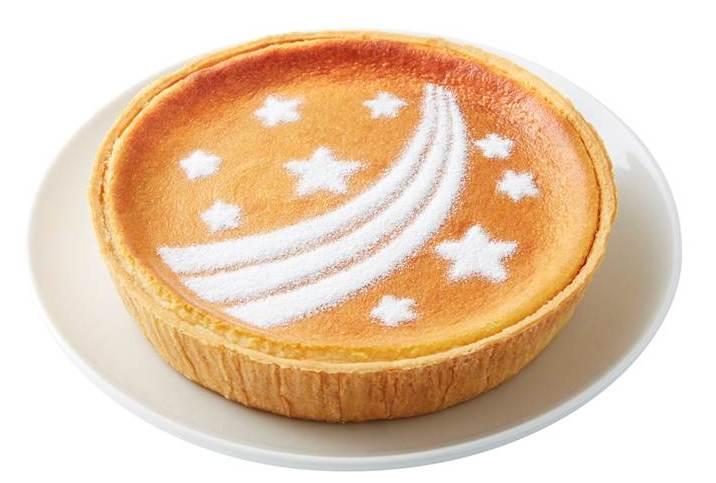 七夕 デンマーククリームチーズケーキ(天の川)
