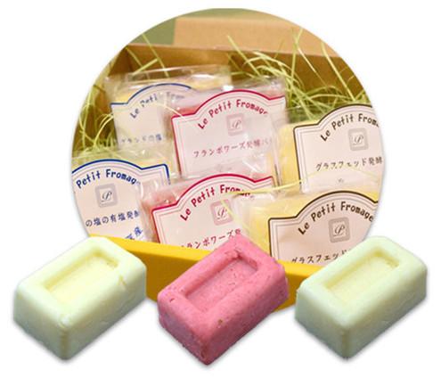 チーズの店コンテ CONTEのグラスフェッド発酵バターお中元セット