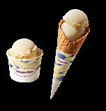 ハーゲンダッツアイスクリーム バニラ