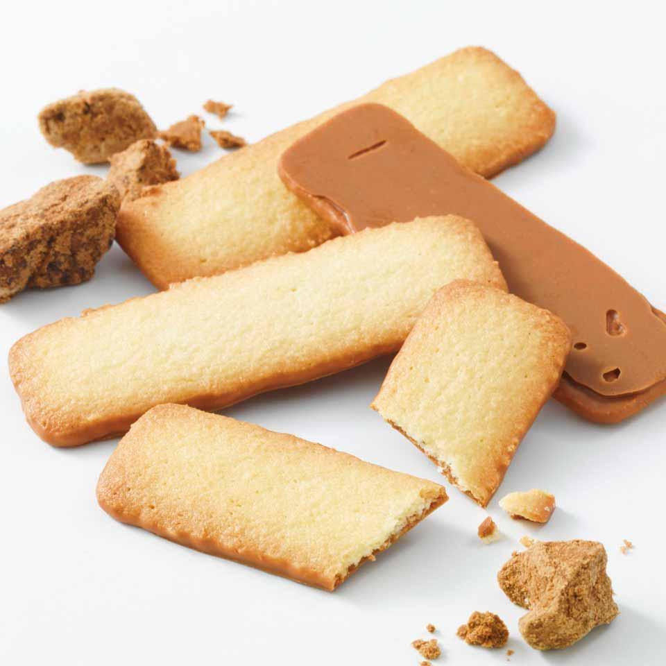 バトンクッキー[黒糖25枚入]