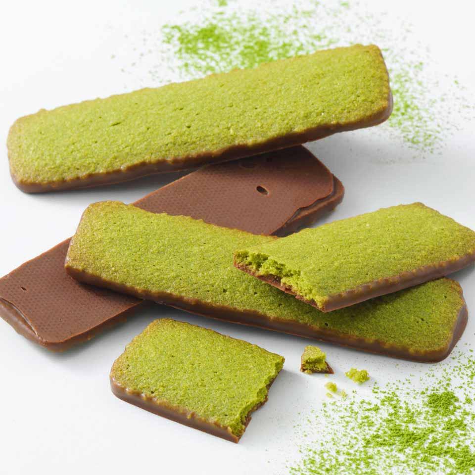バトンクッキー[抹茶25枚入]