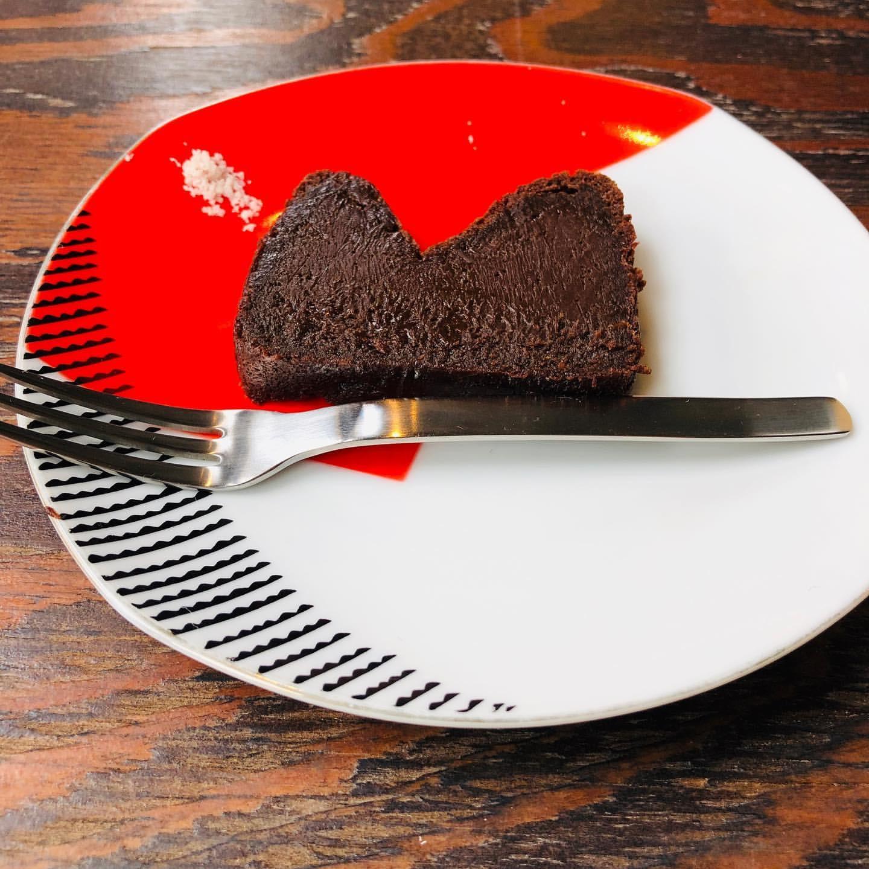 ミキオコーヒー(仮)のチョコレートのテリーヌ