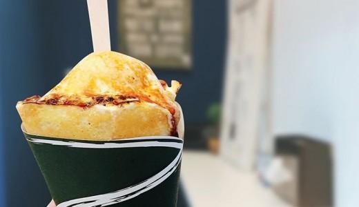 【クレープChopper(チョッパー)】賞味期限3分のブリュレクレープを提供するクレープ専門カフェ!