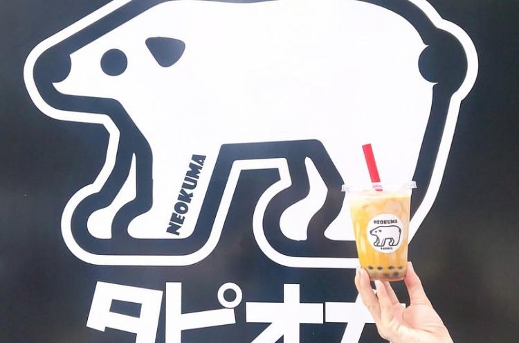 【ねおくまタピオカ】札幌市内で営業するタピオカドリンク専門のキッチンカー
