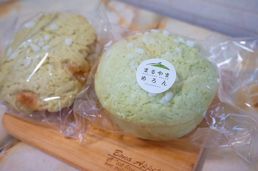 【まるやまめろん】クロワッサンに食パンまで!円山にある本格メロンパン専門店!
