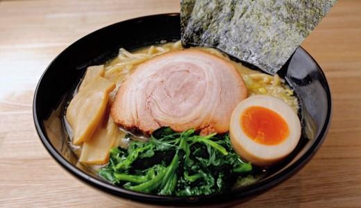【らーめん麺GO家 新琴似店】札幌の人でも食べやすい札幌流の家系ラーメンが食べれるラーメン屋さん!