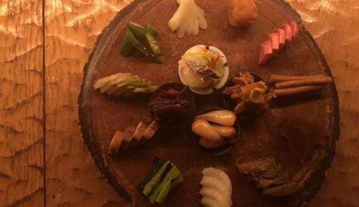 【風味や 春】見た目も美しい『漬物盛り合わせ』や全国各地の美味しい漬物が食べれるぞ!