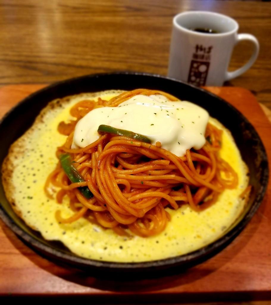 【やば珈琲店】昔ながらの『鉄板ナポリタン』が味わえる創成川イースト喫茶