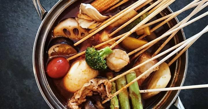 SAPPORO麻辣烫(サポタン)で提供する麻辣烫(マーラータン)