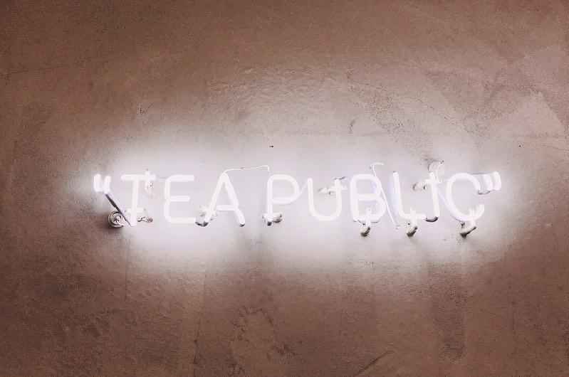 TEA PUBLIC ティーパブリック 麻生店の店ロゴ