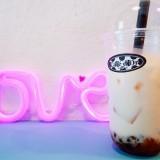 Caféd′Ol(カフェ ドール)のいちごミルク