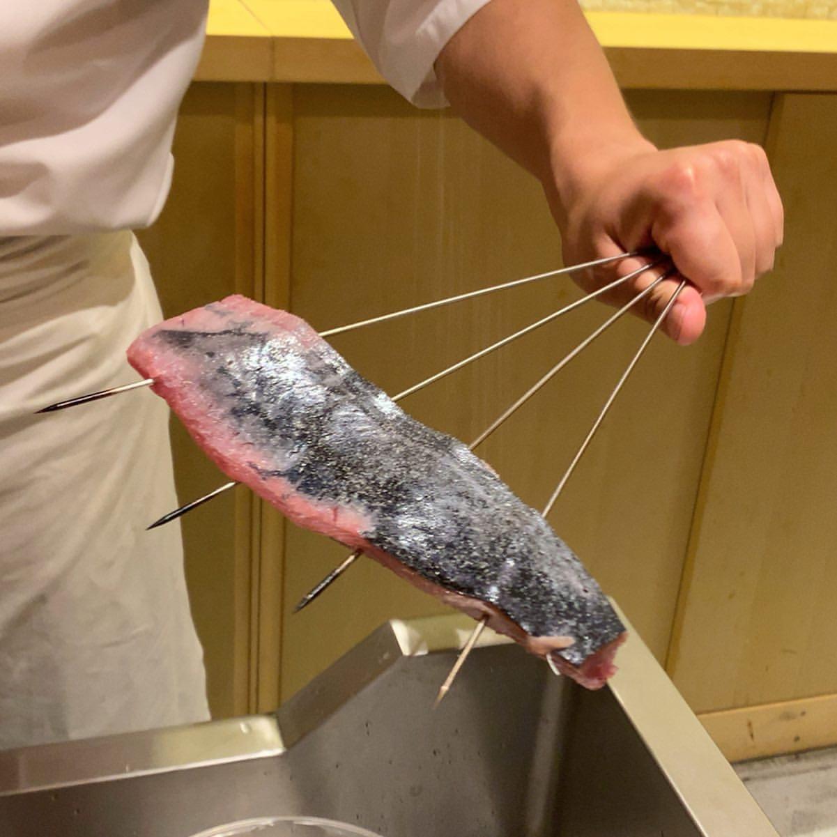 すしてんちじんのお寿司6