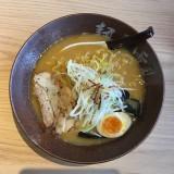 麺屋 雪風(めんや ゆきかぜ) 清田店の濃厚味噌らーめん