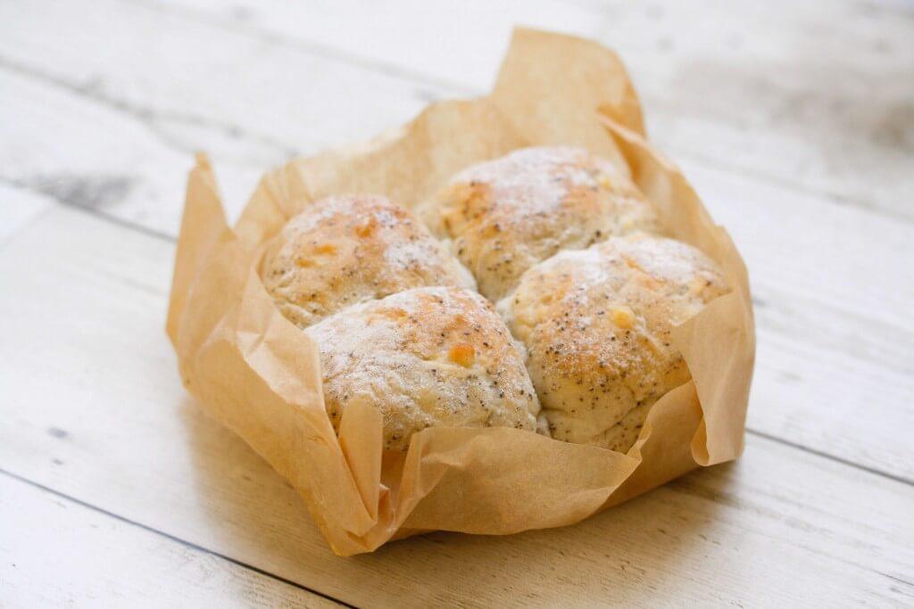 DONQ EDITER(ドンク エディテ) 麻生店の紅茶とキャラメルのちぎりパン