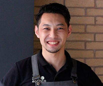 井田 浩司氏