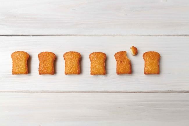 フレンチトースト専門店『Ivorish(アイボリッシュ)』のフレンチトーストフィナンシェ