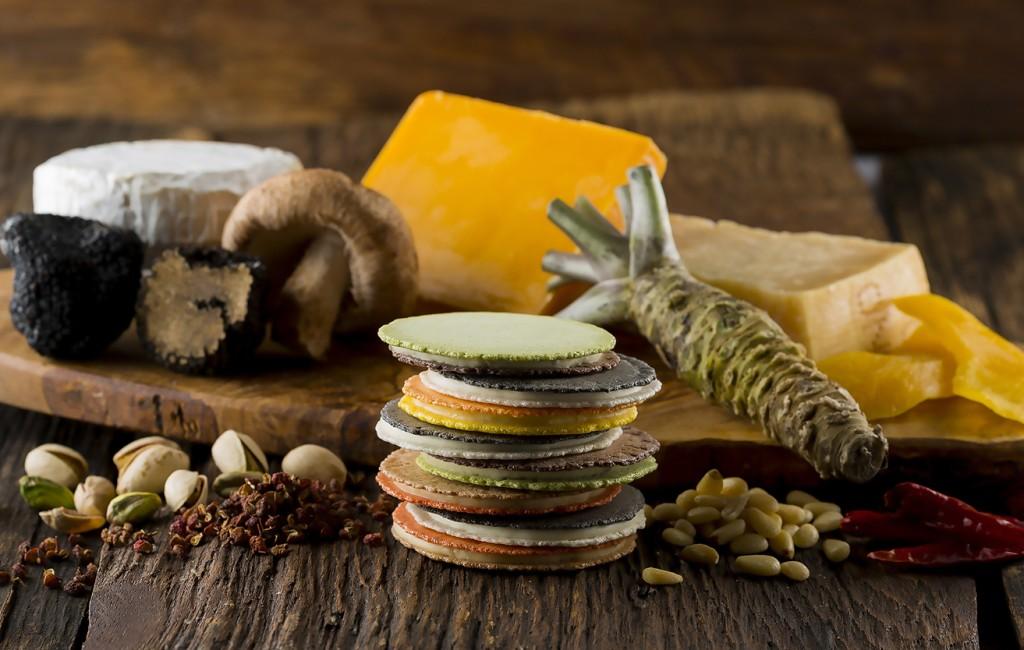 クアトロえびチーズ・ルッソ