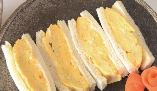 【ベイクド・コンフェ】工場直売のふっわふわのたまごサンドが食べれる東区のサンドイッチ工場!