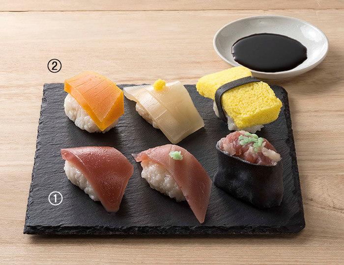 スイーツなお寿司