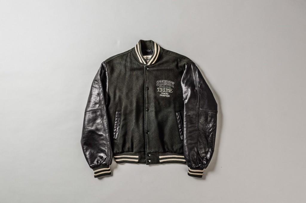 日本チャプト限定 Tokyo Varsity Jacket