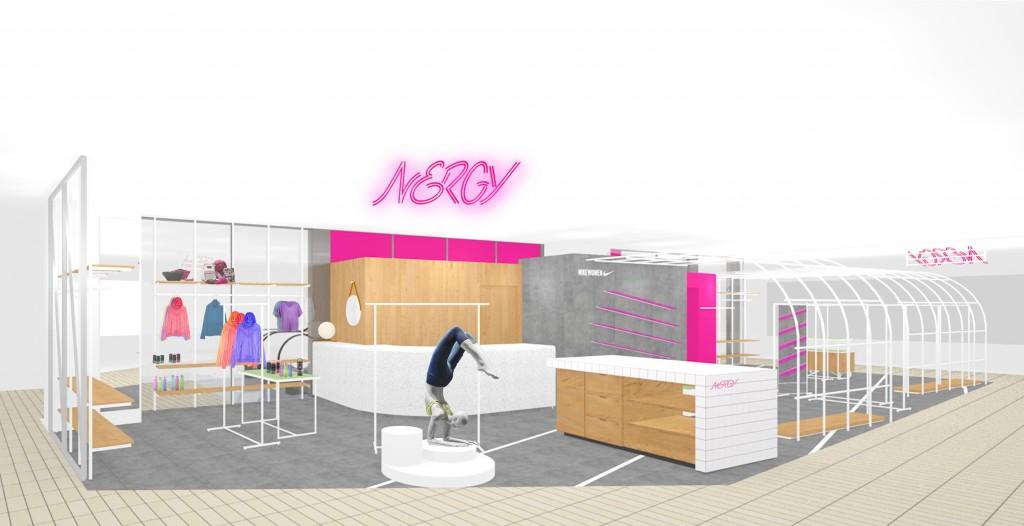 NERGY(ナージー) 札幌ステラプレイス店の店舗イメージ