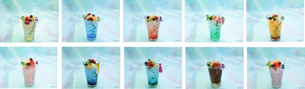 Girls Night Outドリンク(10種) 各890円