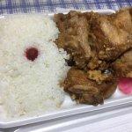 BENTO FACTORY(べんとう ふぁくとりー) ヤムヤムで買ったザンギ弁当
