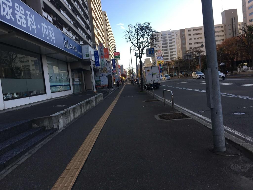 BENTO FACTORY(べんとう ふぁくとりー) ヤムヤム光星店へと続く道