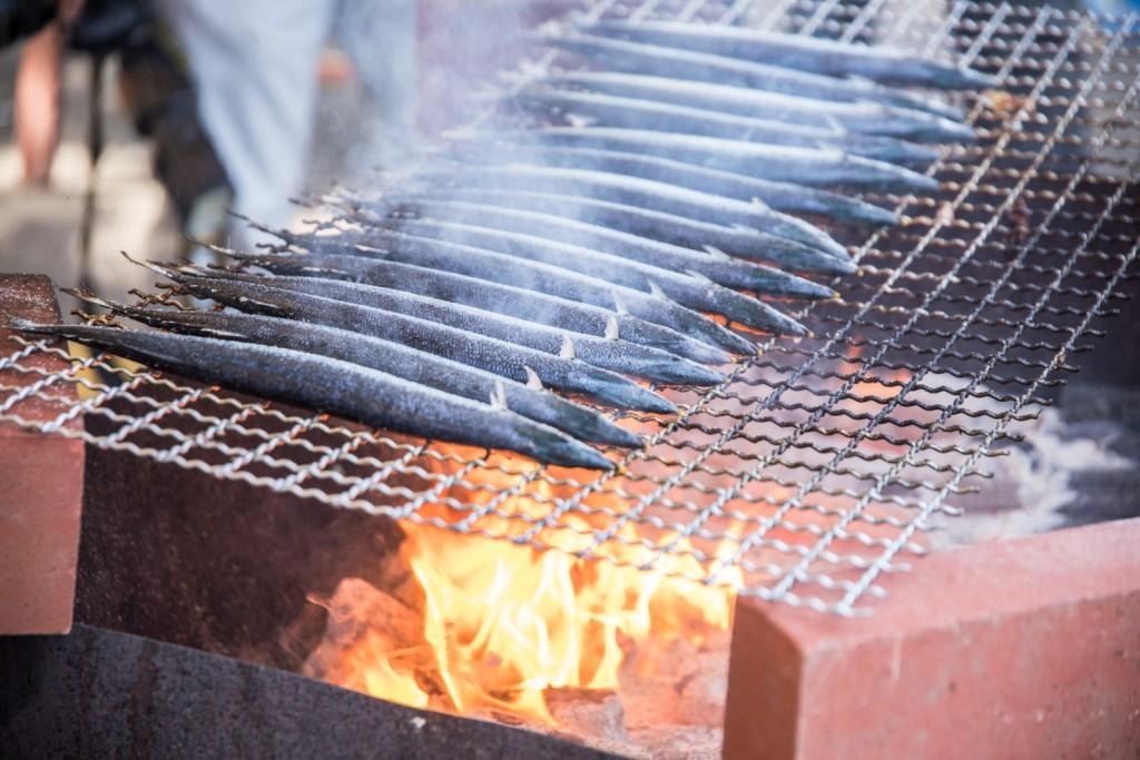 さっぽろ羊ヶ丘展望台で各日先着100人に焼きさんまを無料配布するイベントが10月11日(金)より開催!