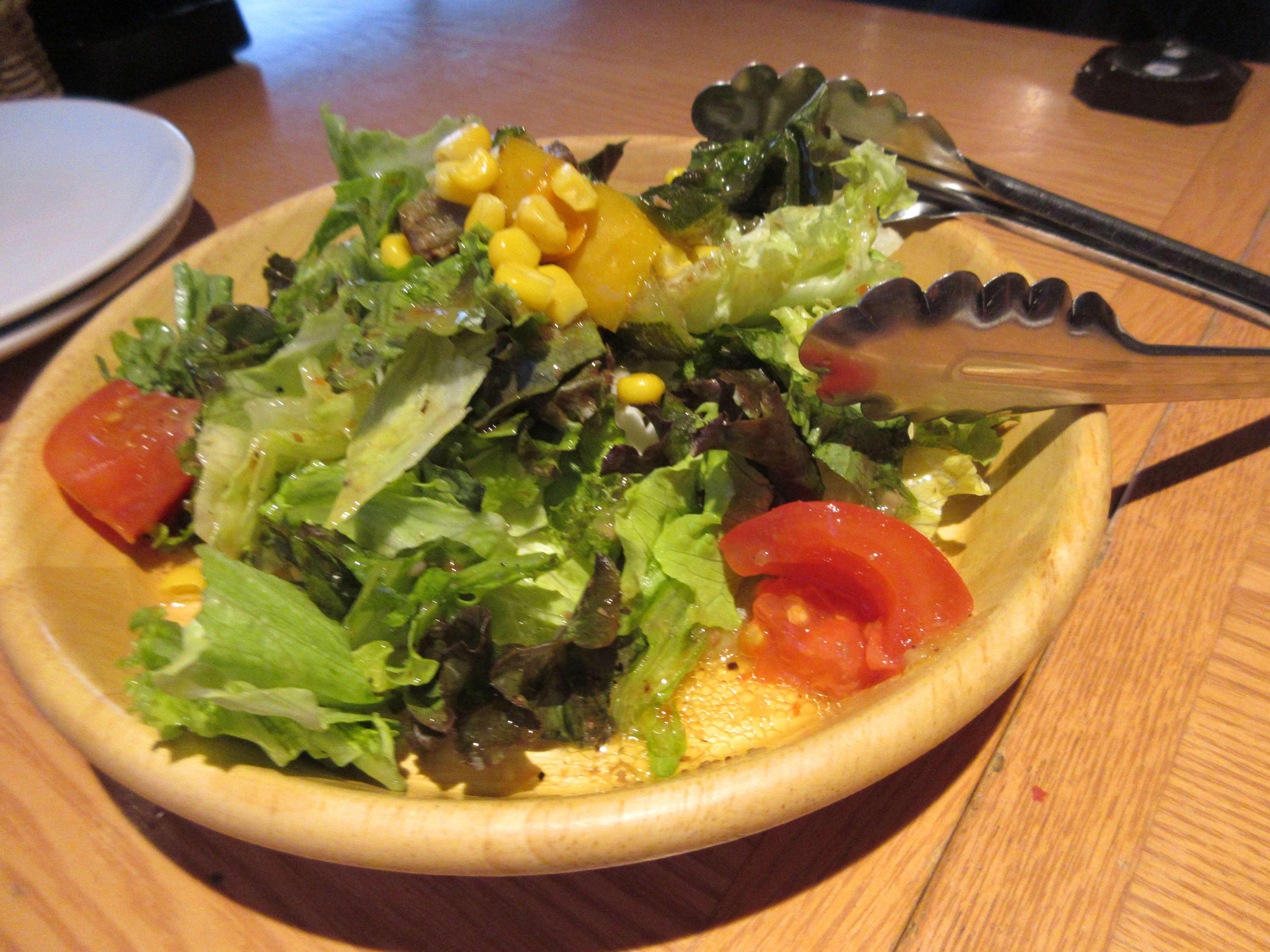 KUISHINBO(くいしんぼ)のサラダ