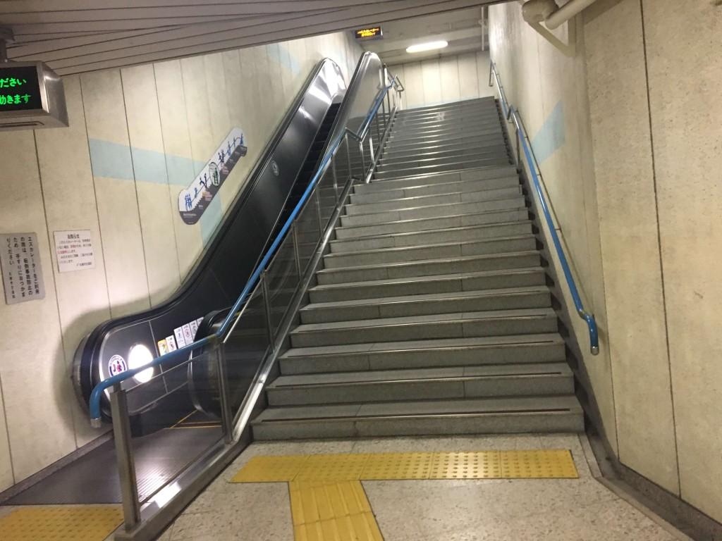 BENTO FACTORY(べんとう ふぁくとりー) ヤムヤム光星店へは3番出口へと続く階段