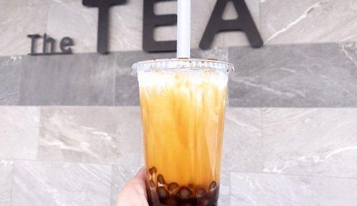 【The TEA(ザ ティー)】手作りの白いタピオカを使用した台湾タピオカ専門店が琴似駅近くにオープン!