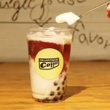 THE.LIGHTHOUSE COFFEE & BEERでタピオカドリンクのトッピングにナタデココと杏仁豆腐が追加