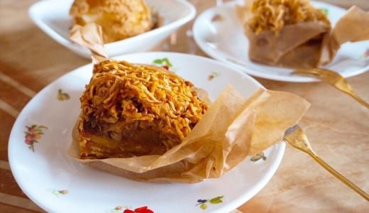 【モンジェリ 琴似店】個性的アップルパイにクリーム入れたてシュークリームも人気のケーキ屋さん