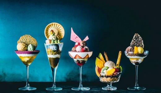 【ディップメリー】豊水すすきの駅近くのルビーチョコレートパフェが人気なお店!あのパフェ佐藤の姉妹店!