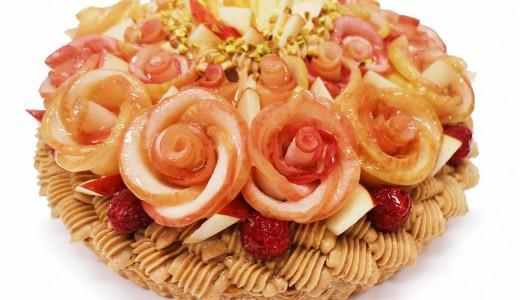 カフェコムサで秋の味覚を使用したフルーツケーキ3種が10月11日(金)より発売!