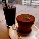 【ミチノイエ】植木鉢風のティラミスにランチも味わえる丸井今井のレストラン