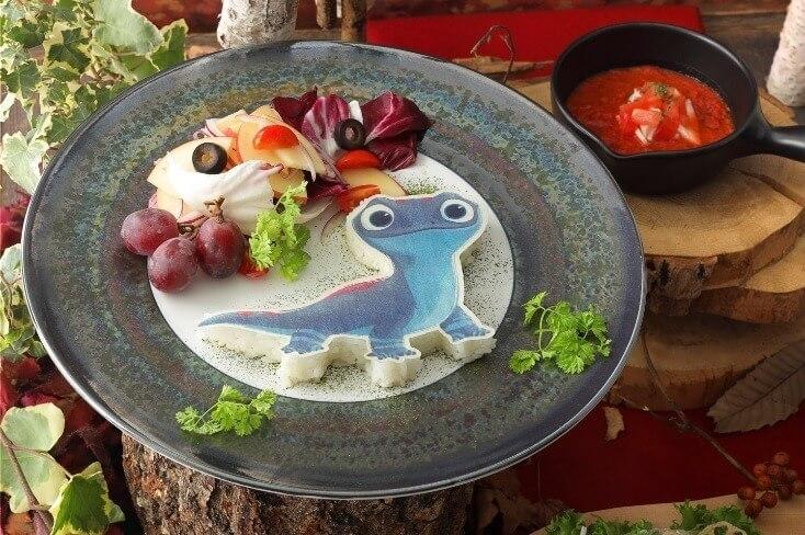 「<サラマンダー>かけて楽しい!?真っ赤なトマトカレー」2,190円+税