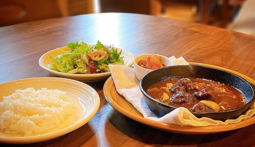 【チャットニック】ビーフシチューなど健康面に気を使った料理を提供する西18丁目カフェ