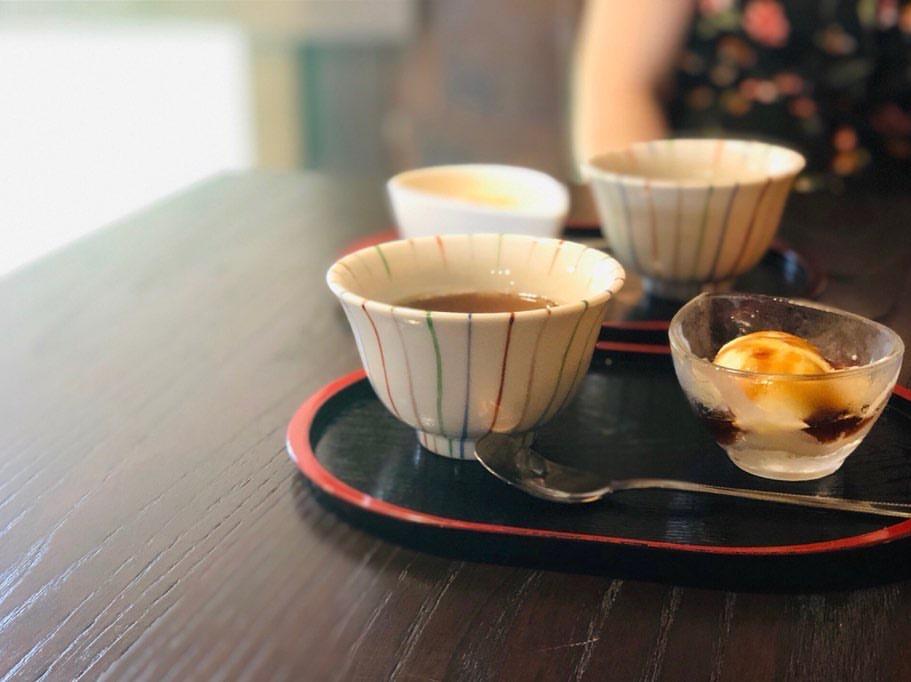 かまだ茶寮 円山の『デザート』